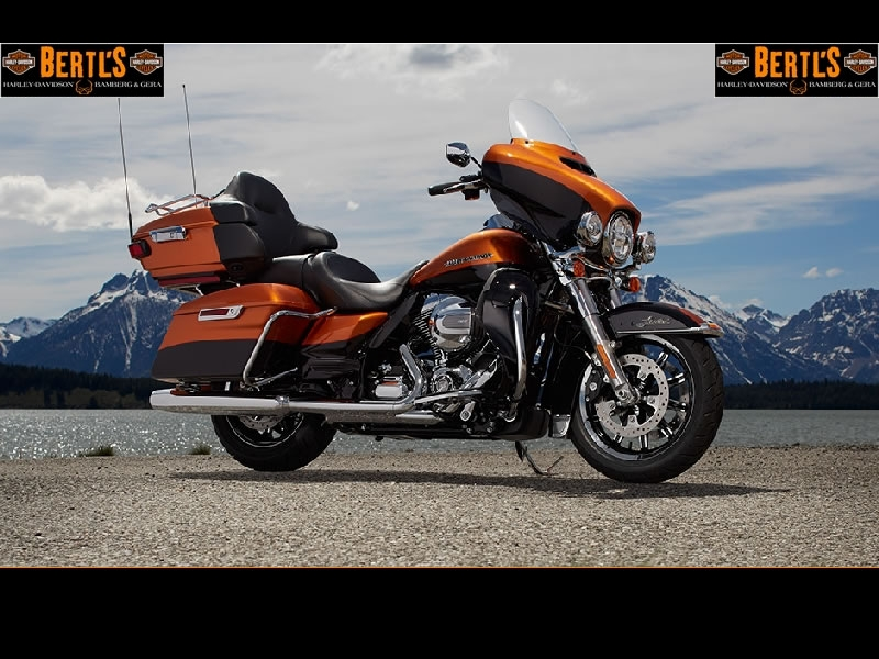FLHTK ELECTRA GLIDE® ULTRA LIMITED ab 28.995 € inkl. MwSt.*