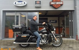 BERTL'S HARLEY-DAVIDSON ® _ BAMBERG - 2013 FLHTK E-Glide Ultra Limited Vivid Black customized