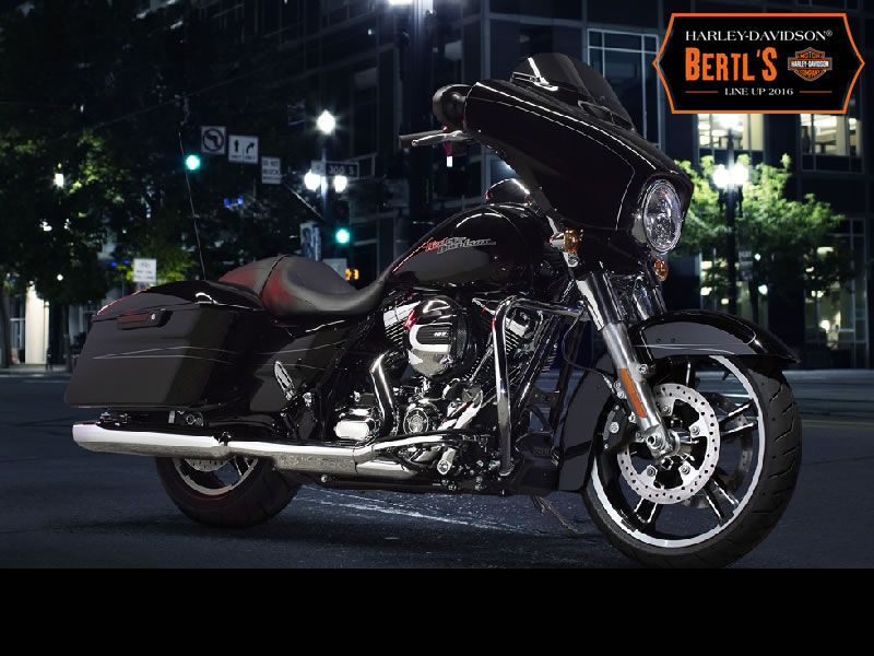FLHXS STREET GLIDE® SPECIAL ab 26.045 Euro